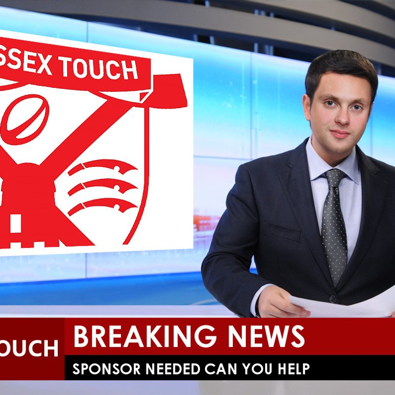 Sponsors needed For Havering & Essex Touch