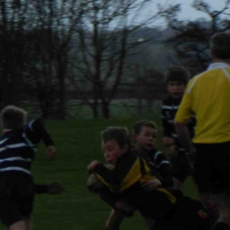 Droitwich U13's Vs Stourbridge U13's 04/03/12