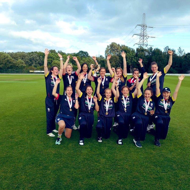 Stortford Ladies crowned Vitality T20 National Club Champions