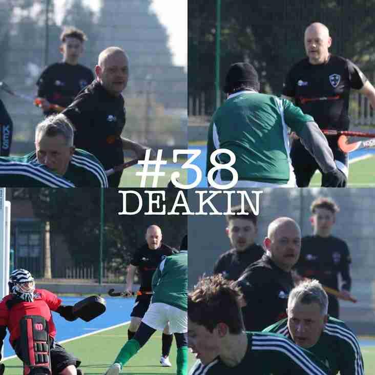 Graham Deakin Memorial - 22 September 2018