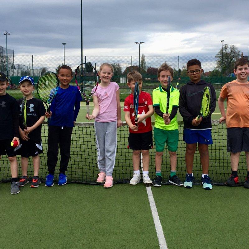 Team Tennis 8U Match