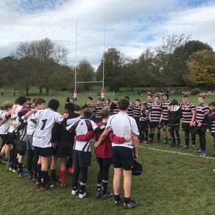 U13s Lions secure morale boosting win