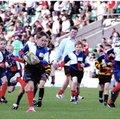 Basingstoke vs. Aldershot & Fleet RUFC.  est.1991