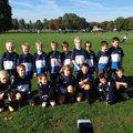 Newbury vs. Redingensians Rams Rugby Club