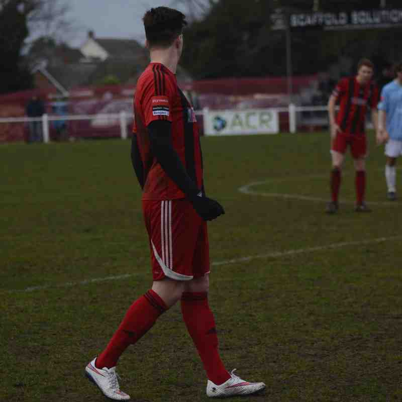 Brightlingsea Regent Vs Needham Market - 14-02-2015