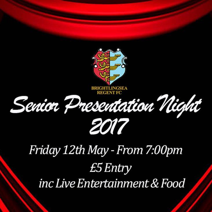 Presentation Night<