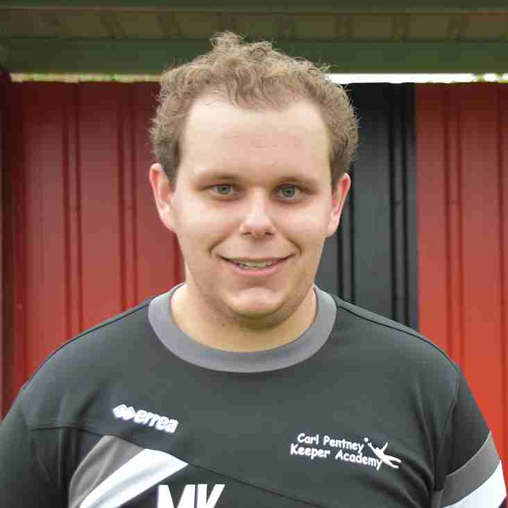 Kennedy appointed as Reserve Team Marketing Manager