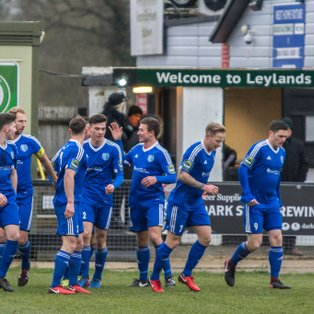 Regent Take The Points At Burgess Hill