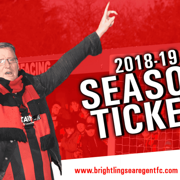 Season Tickets 2018-19