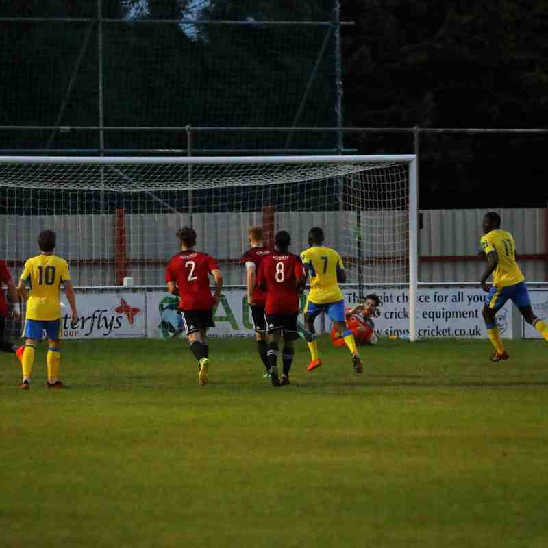 14-08-2018 Brightlingsea Regent v Haringey Borough