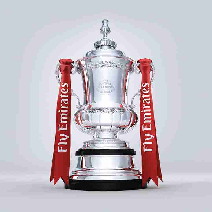 The FA Cup is Coming to Brightlingsea!