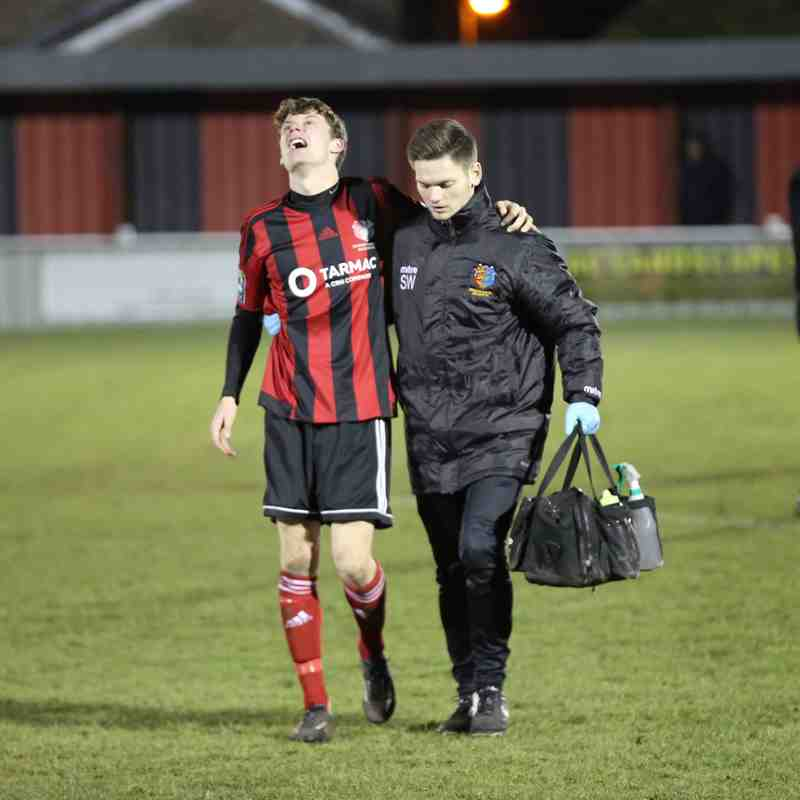 Brightlingsea Regent v Worthing 22/01/2019