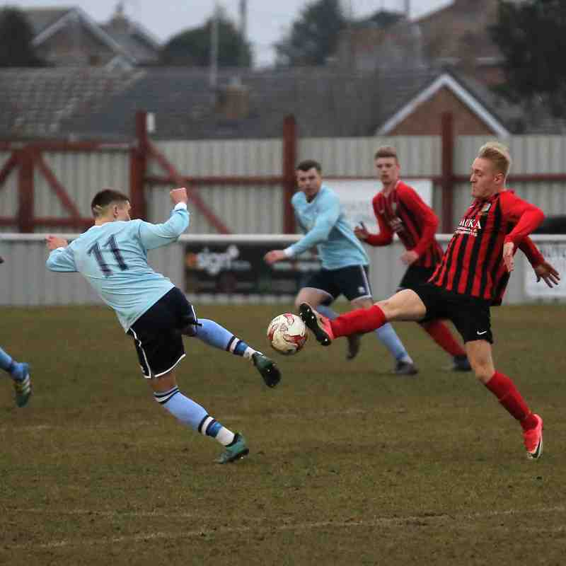Brightlingsea Regent Reserves v Benfleet 16/02/2019