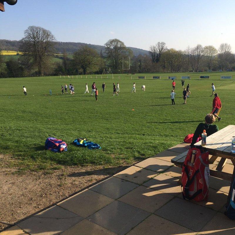 Junior Cricket Training Starts 7th April