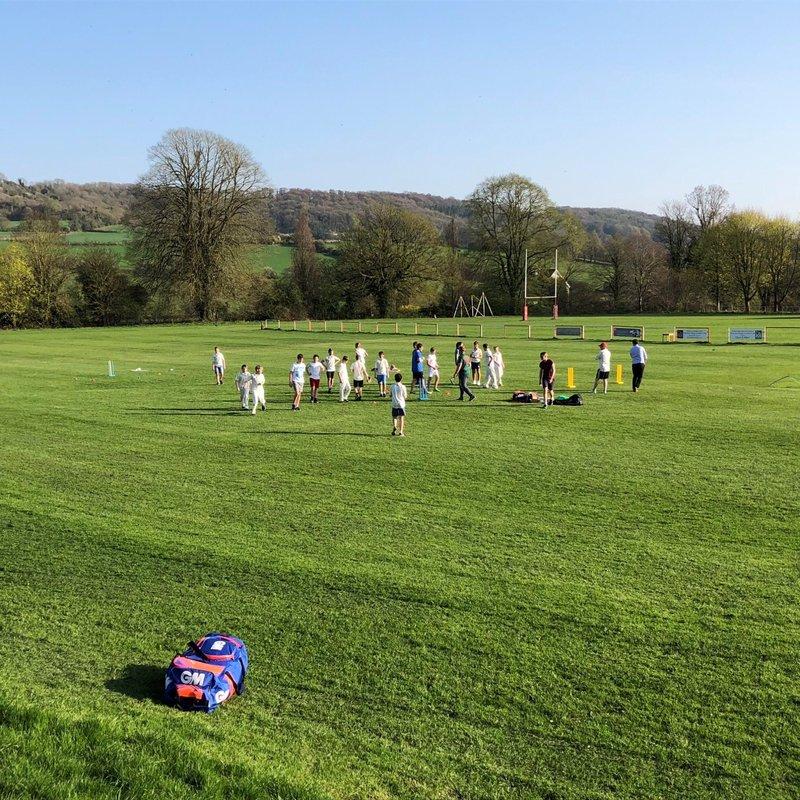 Painswick Junior Cricket Training has now started!
