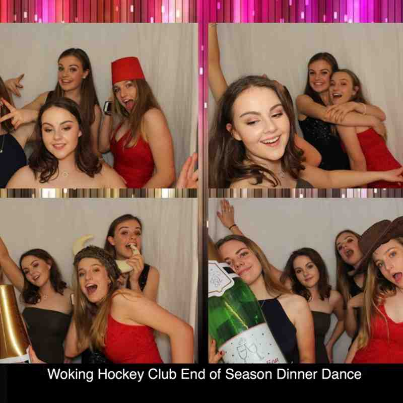 Dinner Dance 2018 Photobooth
