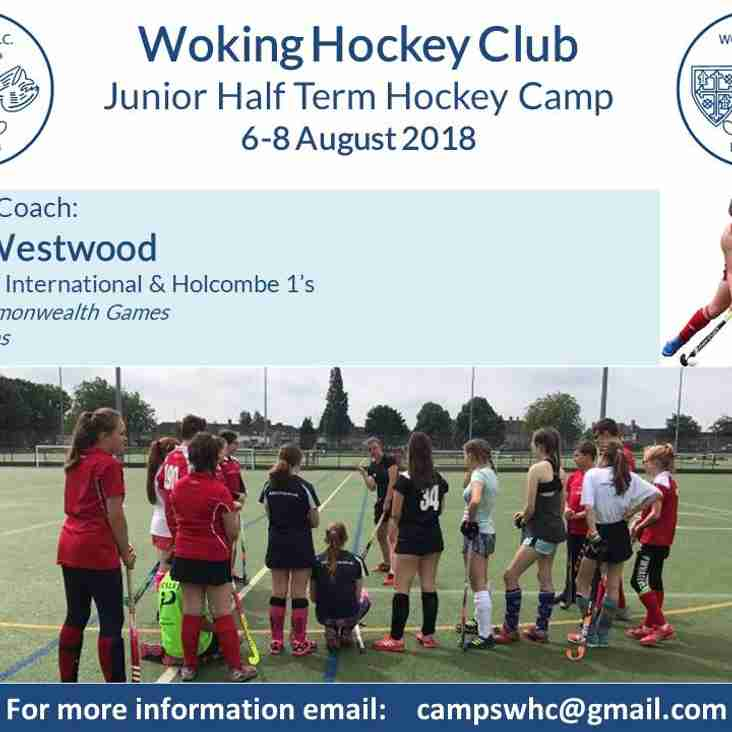Now Taking Bookings For Summer Hockey Camps