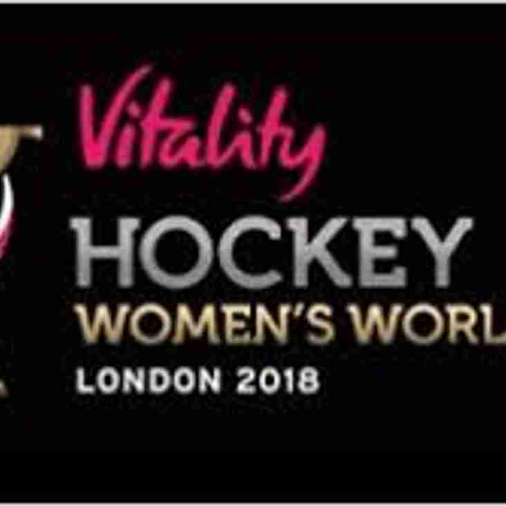 Vitality Hockey Women's World Cup