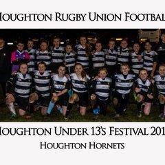 Houghton Hornets Under 13's Festival 2018