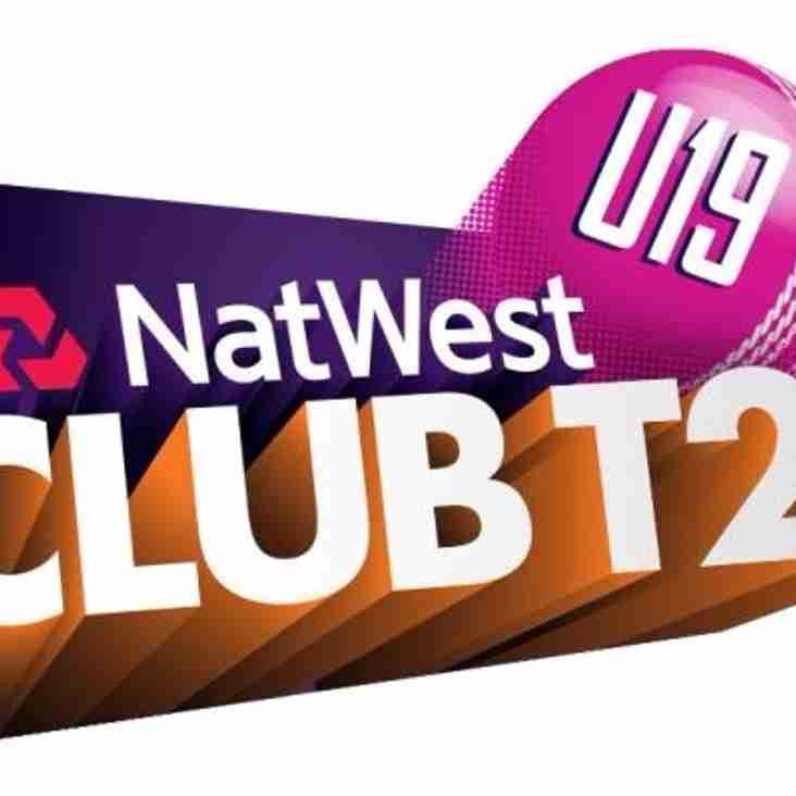 NatWest U19's T20 in 2017