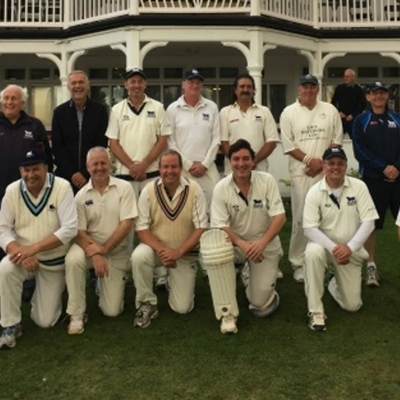 Shipton Veterans are County Champions!