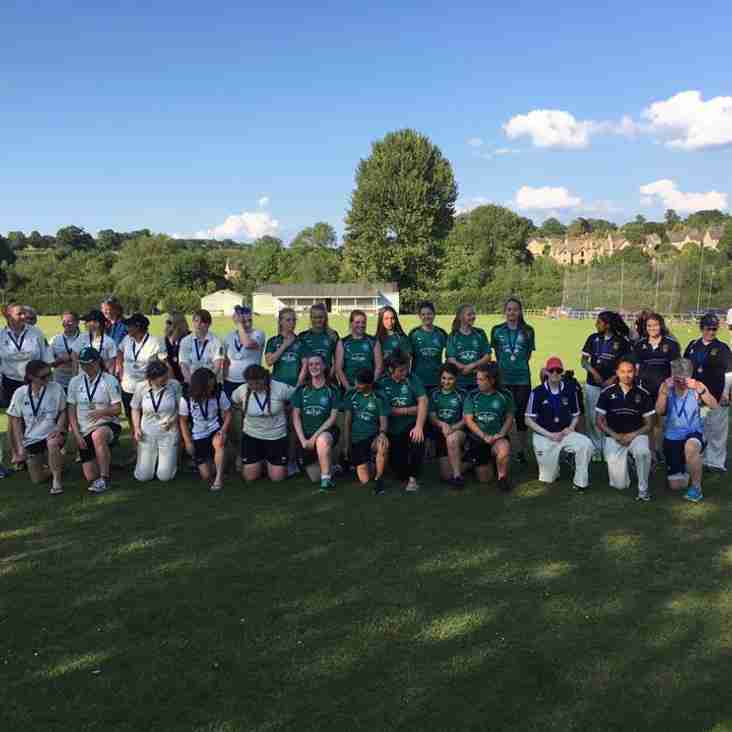 Shipton Swans Oxfordshire Champions Again!