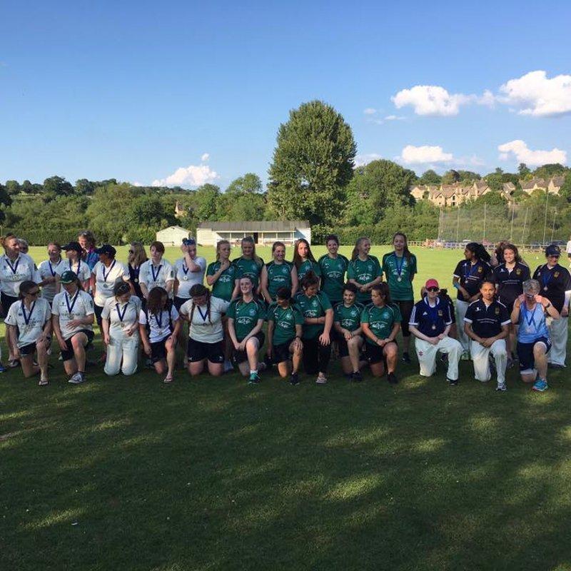 Shipton Swans Oxfordshire Champions Again!