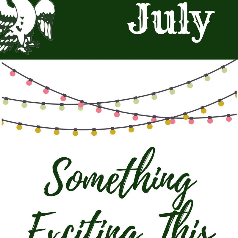 SAVE THE DATE - SUNDAY 1st JULY!