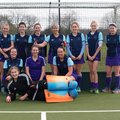 Ladies 4s lose to Purley Walcountians Ladies 1s 3 - 1
