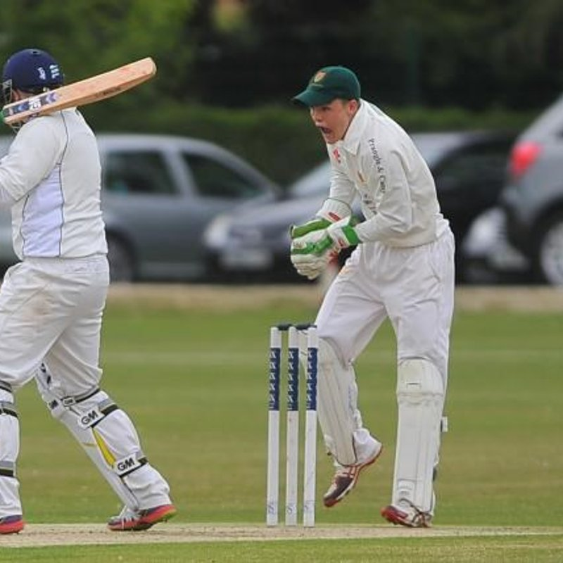 Support Trowbridge CC's Billy Cookson