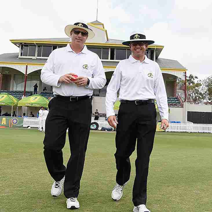 Umpire and a Scorer Needed