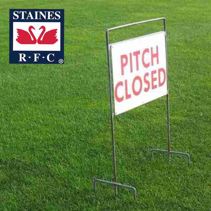 PITCHES CLOSED