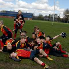 U11s- Home to Sedgley Park and Blackburn- 17-04-16