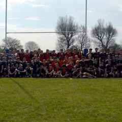 Inaugural U16s Rugby 10s Tournament at Bury RUFC