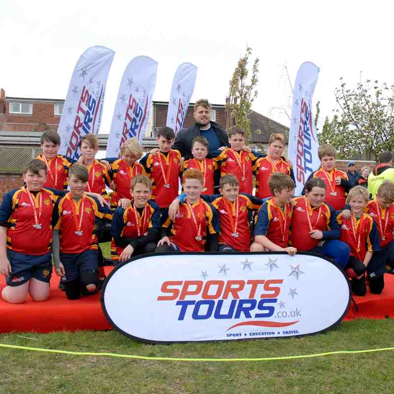U12s- Southport Tour- April 2017