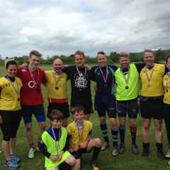 Presidents  O2 Touch Rugby Competition - August 27th.