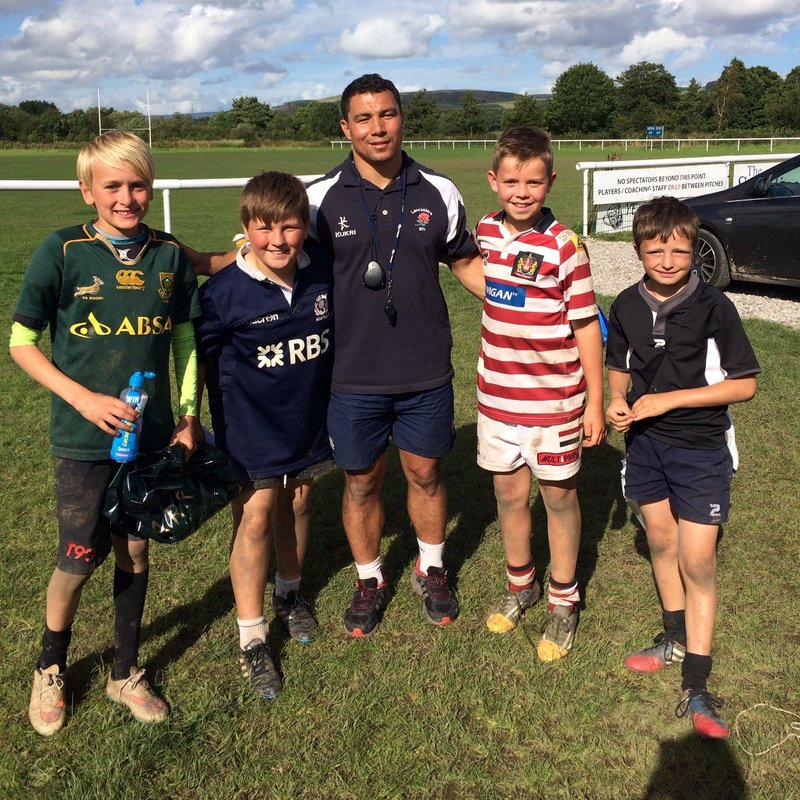 Junior Rugby Summer Camp 2017