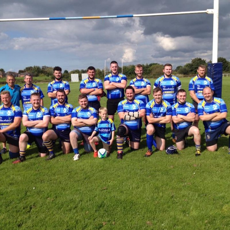 Garstang Blues (2nd XV) lose to Bolton 3 5 - 46
