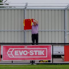 Photos - Kings Sutton End Supporters Shelter Day 2