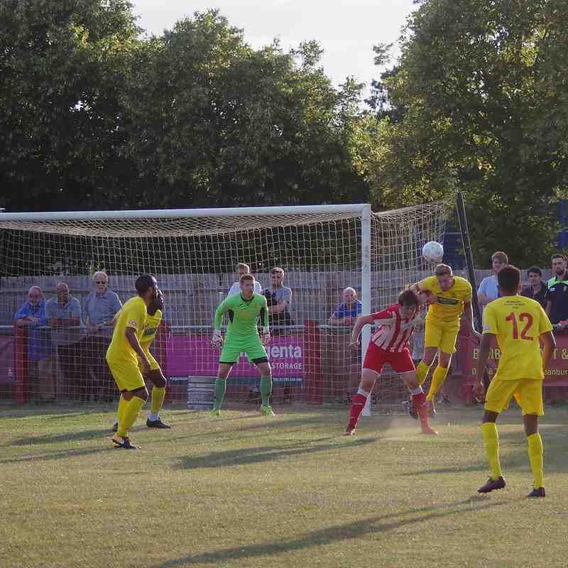 Photos - Easington Sports v Banbury United