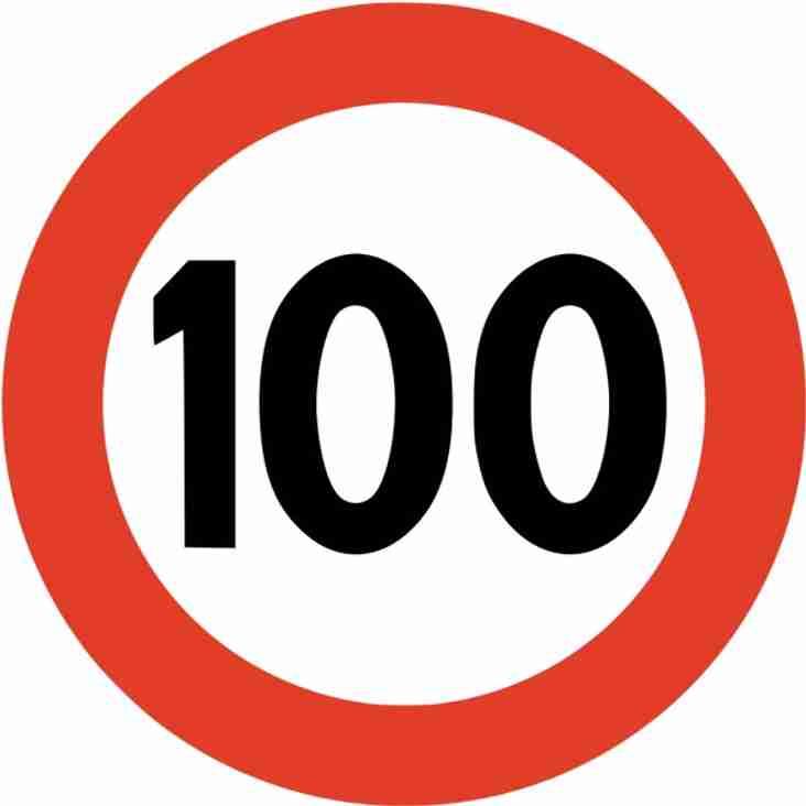 100 Club Week 40 Winners