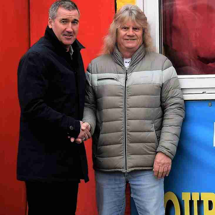 Bourton Drain Services continue their support of the Club