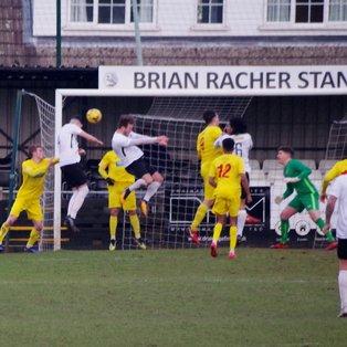 Royston Town 3-0 Banbury United
