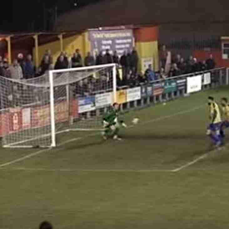 Match report – Banbury Utd 1 Redditch Utd 1