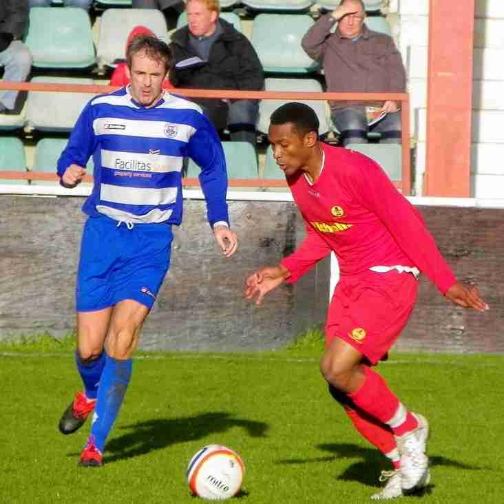 Nabil Shariff returns to Banbury United