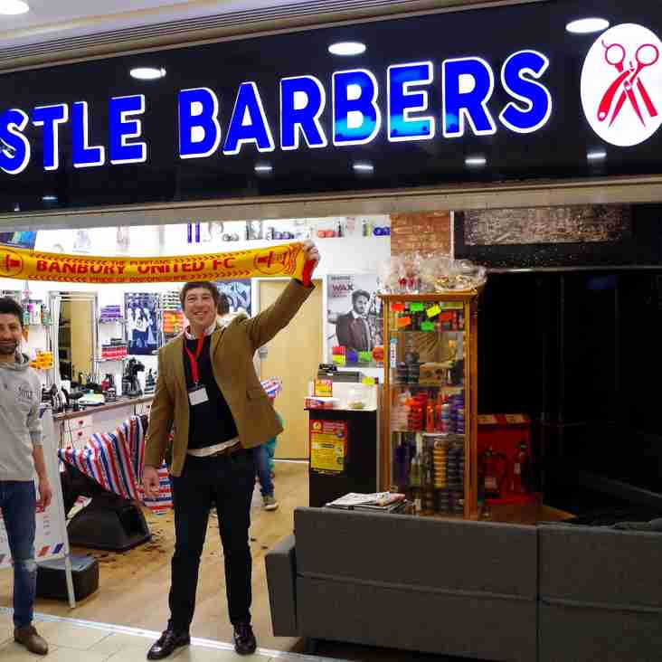 Castle Barbers - A Cut Above the Rest - in two-year deal with Puritans