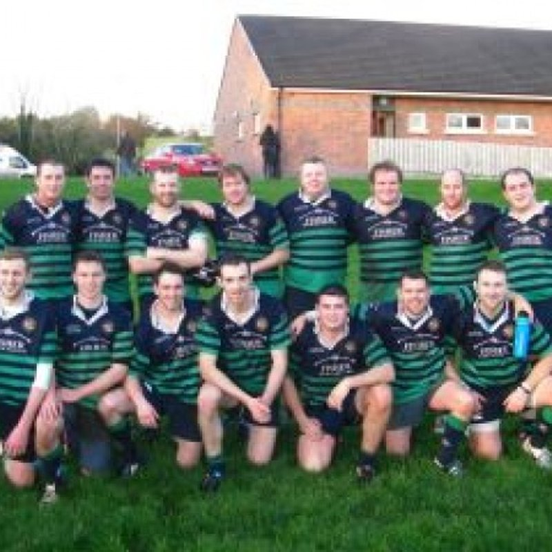 Clogher Valley 2nds beat Dromore II 19 - 25