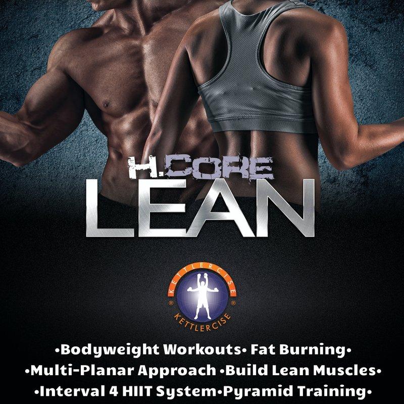 Kettlercise H-Core Lean Classes