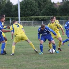 Ampthill Town at Home