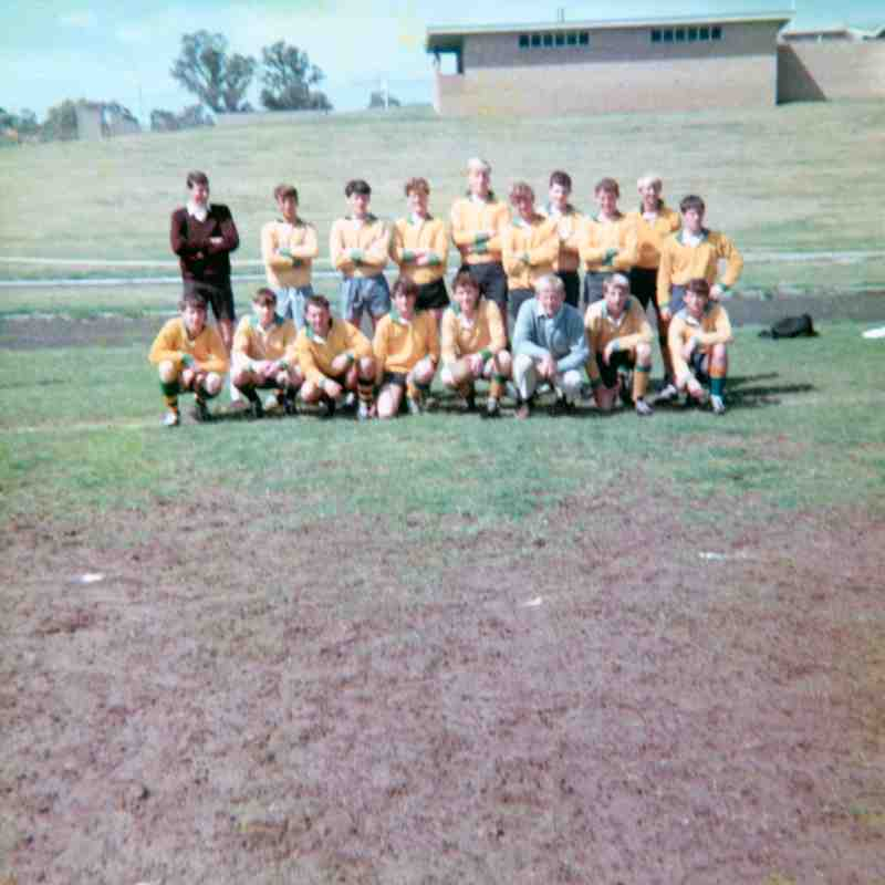 Soaks Colts 1967